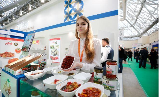 rusya gıda ihracat