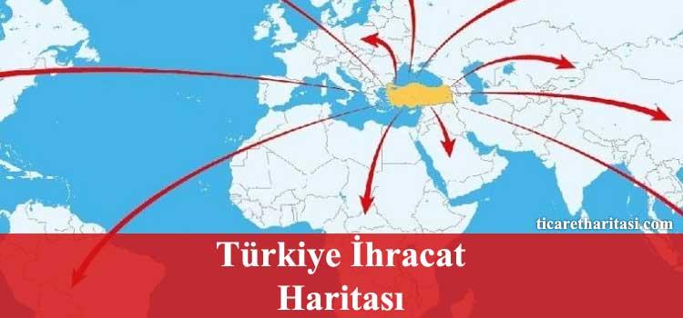 Türkiye İhracat Haritası